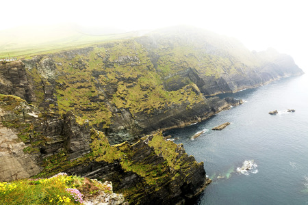 kerry: Cliffs of Kerry, Ireland