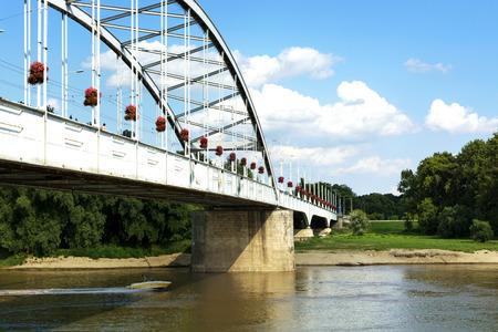 szeged: The Downtown bridge, built in 1880. ( Szeged )