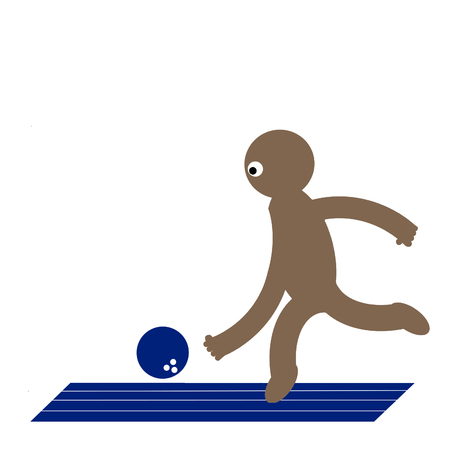 Kippy bowling