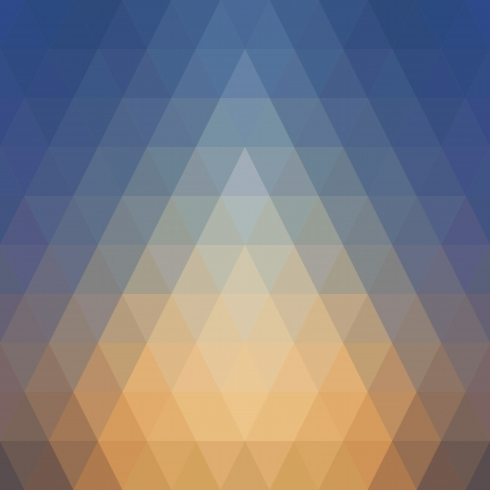 spectral: Geometric pattern made  triangles.  Flow of the spectral  light.