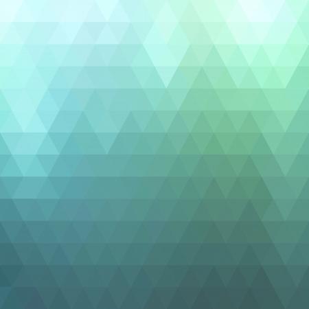 抽象的な三角形の幾何学的なマルチカラーの背景色
