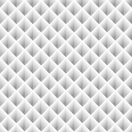 Dikişsiz doku beyaz kareler Illustration