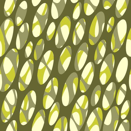 multilayer: Seamless pattern. Bionic multilayer structure. Microfiber.