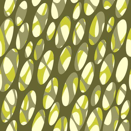 multilayer: Seamless pattern. Estructura multicapa Bionic. Microfibra.