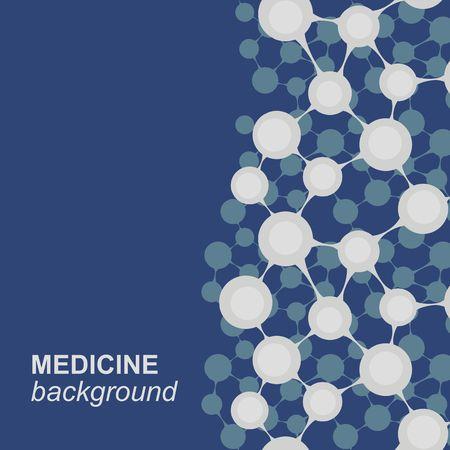 İş Şirket, tıp, sağlık, ağ, bağlantı için entegre metaballs, sosyal medya ve küresel kavramlarla Konsept arka plan.