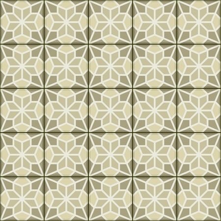 earthenware: Geometric seamless  pattern  white Turkish, Moroccan, Portuguese  tiles, Azulejo, Arabic ornament.