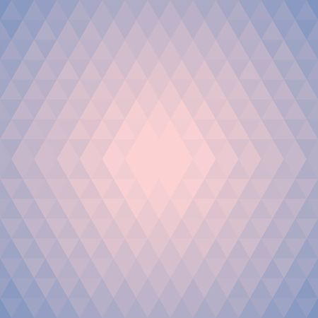 pink sky: Stylish Pattern, Background made of Triangles in trendy Colors Pink, Sky Blue, Rose Quartz , Serenity. Can be used for wallpaper, pattern fills, web page background,surface textures. Illustration