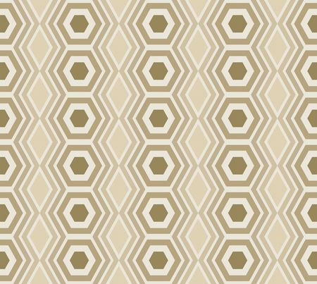 arabic style: Background with seamless pattern in arabic style