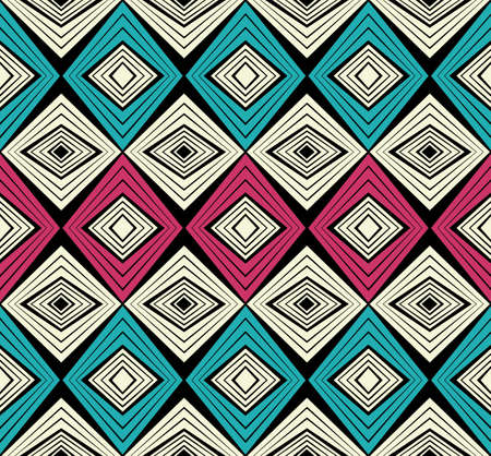 African fashion seamless pattern ornament in vibrant colours, picture art and abstract background for Fabric Print, Scarf, Shawl, Carpet, Kerchief, Handkerchief, vector.