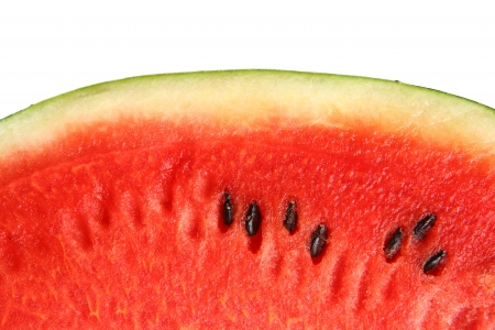 Watermelon isolated on white background Stock Photo - 20947494