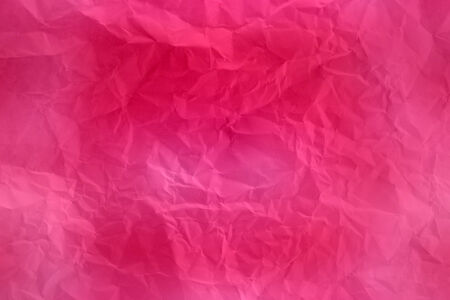 creasy: red crumpled paper