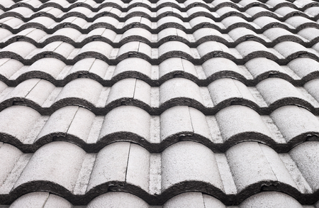 roof house: roof tiles background