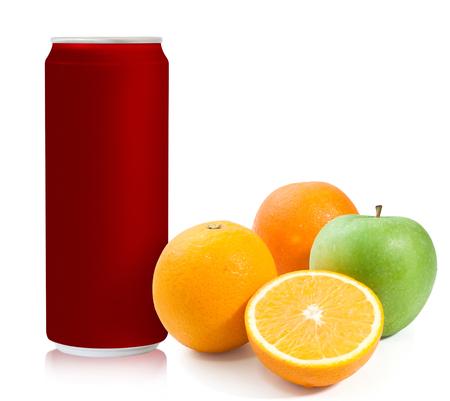 frutta sciroppata: Succo di frutta in scatola