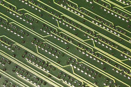 miniaturization: Circuit board