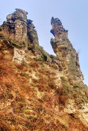 rocky: Rocky landscape
