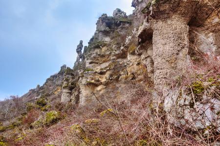 lithosphere: Rocky landscape