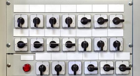 control panel: Panel de control el�ctrico de cerca