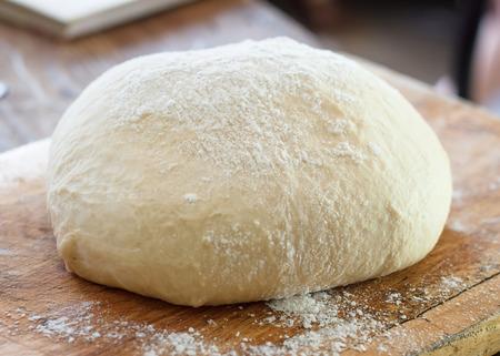 yeast: Yeast Dough pizza Stock Photo