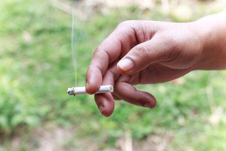 harmful: Smoking and harmful.
