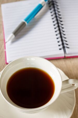 note notebook: coffee