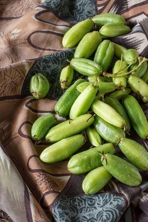 bilimbi: bilimbi fruit Stock Photo