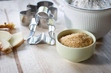 galleta de jengibre: galletas ingrediente jengibre para la Navidad