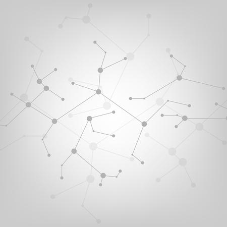 The network of technologies available around the world. Vektoros illusztráció