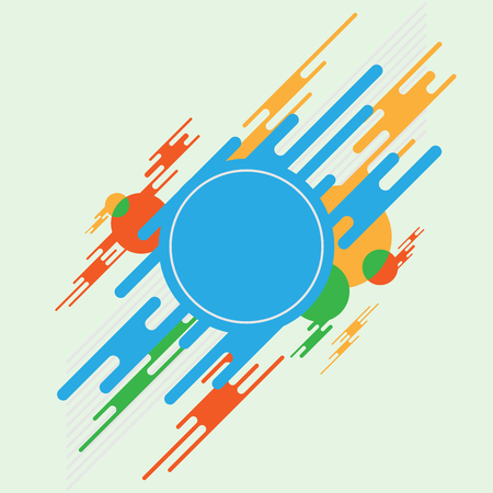 modern business: Vector background, geometric shapes, modern design in the concept of art.