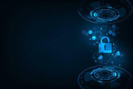 Secure digital security system.