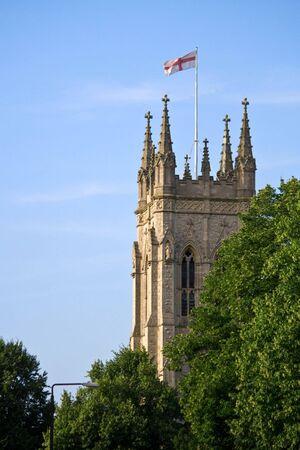 The Parish Church of St George, Beckenham Stock Photo - 3403801