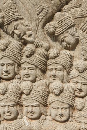 bas relief: Bas-relief j'ai sculpture Banque d'images