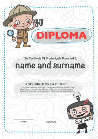 secondary: Certificates kindergarten and elementary and secondary education.