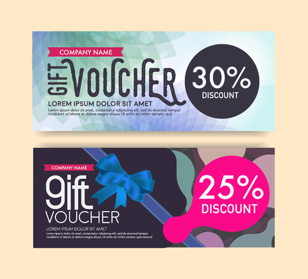 Gift Voucher Template.  Free Discount Vouchers