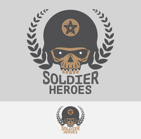 military helmet: Soldier heroes club