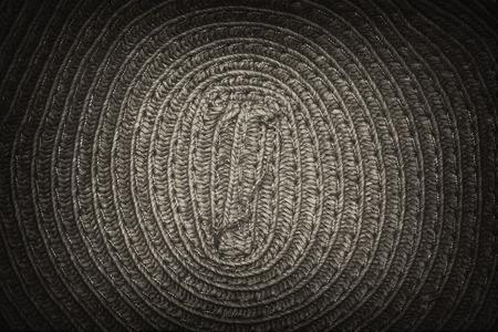 chapeau de paille: texture du chapeau de paille peinte près, Chapeau de paille, gros plan détail, peinture abstraite de grunge.