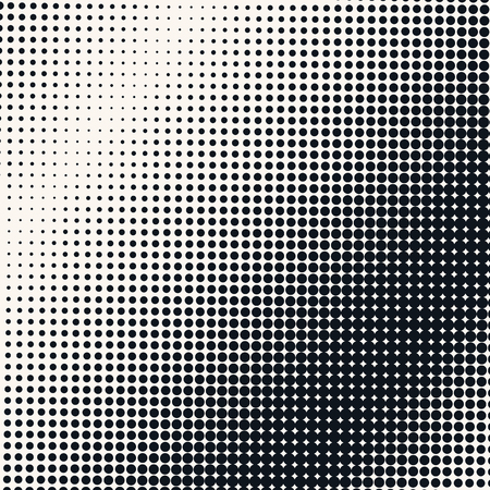 Halftone type pattern background texture, Business plan type.