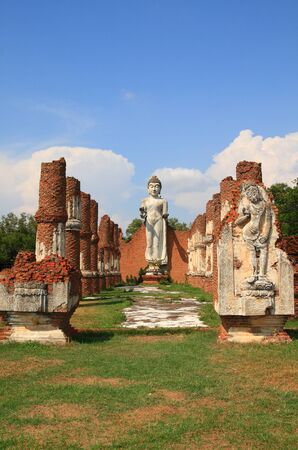 samut prakan: Buddha, at Ancient City, Samut Prakan, Thailand
