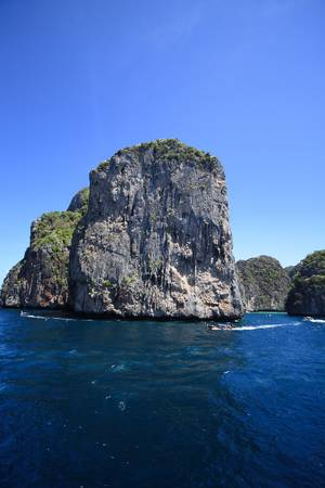 Island in the middle of the sea in Phuket, Thailand #3 photo