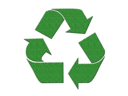 recycle logo: Recycle green logo