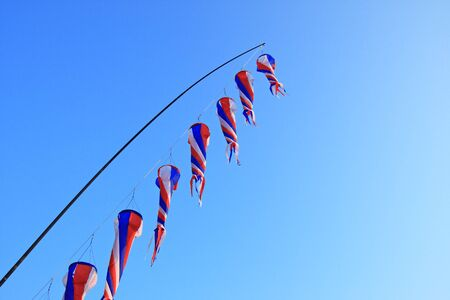 paper kite: colorful kites in clear sky