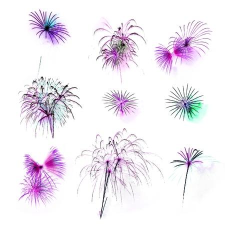 fuegos artificiales: Fuegos artificiales Mix