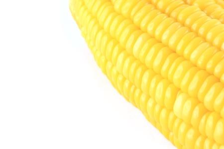 corn meal: Close up corn pattern background.