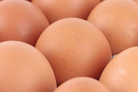 yolk: close up Eggs pattern background