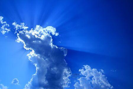 sky lighting Stock Photo - 17486767