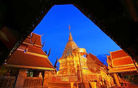 doi: Doi Suthep Chiang Mai, Thailandia