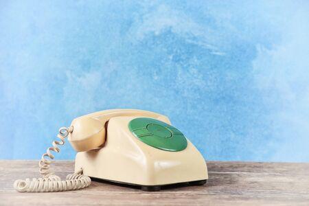 retro telephone: Retro telephone