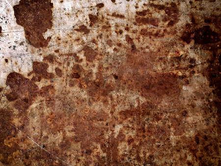 rust texture: Old metal iron rust texture background