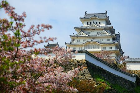 castillos: Castillo de Himeji