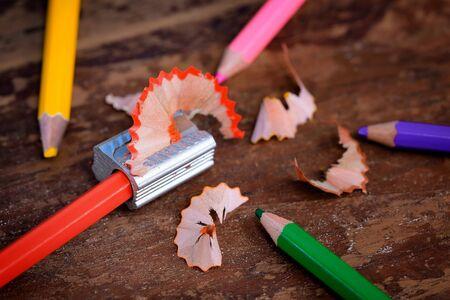 sacapuntas: pencil sharpener