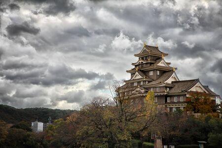 nara park: Osaka Castle
